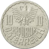 Autriche, 10 Groschen, 1985, Vienna, TTB, Aluminium, KM:2878 - Autriche