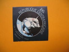 Timbre Non Dentelé  N° 161  Espace  1972 - Central African Republic