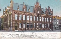 POSTAL DE HOLANDA DE ARNHEM DEL AÑO 1905 (POSTKANTOOR) - Holanda