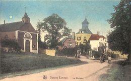 Strivay - Esneux - Le Château (animée, Colorisée) - Esneux