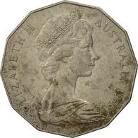 Australie, Elizabeth II, 50 Cents, 1976, TTB, Copper-nickel, KM:68 - Monnaie Décimale (1966-...)