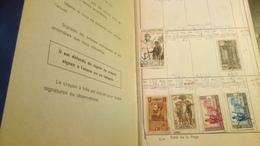 D267 CARNET A CHOIX COLONIE AOF / AEF NEUFS / OB A TRIER BELLE COTE DÉPART 10€ - Collections (en Albums)