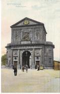 POSTAL DE HOLANDA DE ROTTERDAM DEL AÑO 1910 DELFTSCHEPOORT - Rotterdam