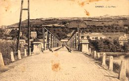 Ombret - Le Pont (taches) - Amay