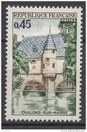 FRANCE 1969 - Y.T. N° 1602  - NEUF** - Unused Stamps