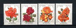 Afrique Du Sud 1979 - Roses - 4 Val Neufs // Mnh - Afrique Du Sud (1961-...)