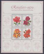 Afrique Du Sud 1979 - Roses - BF Neufs // Mnh - Afrique Du Sud (1961-...)