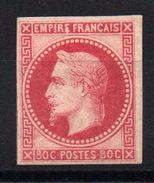 FRANCE - YT N° 10 - Neuf * - MH - Cote: 1200,00 € - Napoléon III
