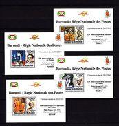 Burundi 2011 Art Picasso MNH De Luxe -(V-36) - Kunst