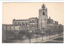 POSTAL   PALENCIA  -ESPAÑA  - CATEDRAL  ( CATHÉDRALE  - CATHEDRAL ) - Palencia