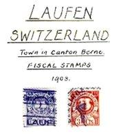 SWITZERLAND, Laufen, Used, F/VF - Fiscaux