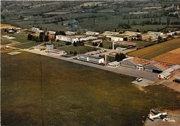 SAINT YAN - Terrain D'aviation (vue Aérienne) - CPSM - Autres Communes