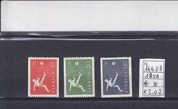 1958 Football World Cup - Sweden - Altre Collezioni