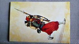 CPM. 1er ZOUAVE Tenue De Campagne 1870 Aquarelle De M. Le Commandant Hubert GUIRE - Europ Pierron - Uniforms