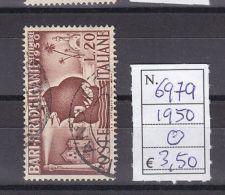 14ª Fiera Del Levante - 21 Agosto 1950 - Altre Collezioni
