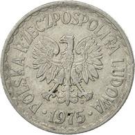 Pologne, Zloty, 1975, Warsaw, TTB, Aluminium, KM:49.1 - Poland