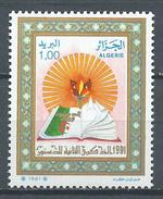 Algérie YT N°993 Constitution Neuf ** - Algeria (1962-...)