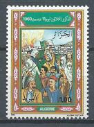 Algérie YT N°991 11 Décembre 1960 Neuf ** - Algeria (1962-...)