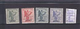 3º Anniversario Della Vittoria - Aprile 1922 - Eritrea - Altre Collezioni
