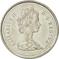 Canada, Elizabeth II, 25 Cents, 1987, Royal Canadian Mint, Ottawa, TTB, Nickel - Canada