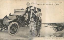 NICE FEDERATION DES OEUVRES DE BIENFAISANCE  VIEUX TACOT EDITION GILETTA - Nice