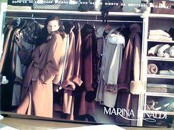 MODA  PBBLICITA MARINA RINALDI  N2010  GI17377 - Moda