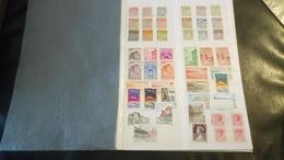 D335 LOT FEUILLES MONACO NEUFS / OB A TRIER BELLE COTE DÉPART 10€ - Stamps