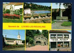 57. Lixing-lès-Rouhling. Multi-vues, Voir Descriptions . 1987 - Autres Communes