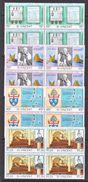 ST. VINCENT  495-8 X 4     **     RELIGION   BISHOPS  OF  WINDWARD  ISLANDS - St.Vincent (...-1979)