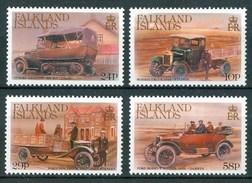 1988 Falkland Automobili Cars Voitures Set MNH** B541 - Falkland