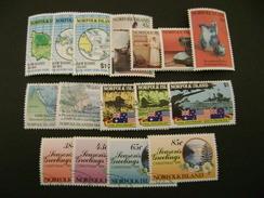 Norfolk Island 1991 Commemorative Issues - Used - Norfolk Island