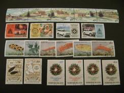 Norfolk Island 1993 Commemorative Issues - Used - Norfolk Island