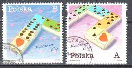 Poland 1999 - Love Stamps - Mi 3744-45 - Used Gestempelt - 1944-.... Republic