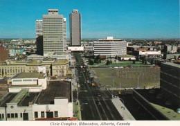 Canada Edmonton Civic Complex - Edmonton