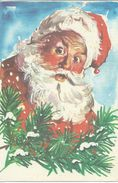 Santa Claus.- Yugoslavia Postcard - Santa Claus