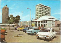 Automotive > Passenger Cars.parking.Berlin DDR - Turismo