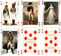 NAPOLEON 1er - Jeu De Cartes Complet + 2 Jokers (Speelkaarten, Playing Cards) - Carte Da Gioco