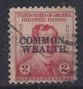 Philiippines (Commonwealth)  1936  2c (o) - Filippijnen
