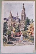 WIEN - Rathaus - Painting Nv - Wien Mitte