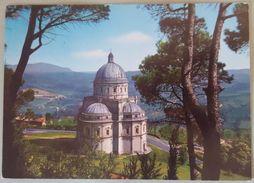 TODI (Perugia) - Tempio Della Consolazione Church Bramante Vg 1969 - Perugia
