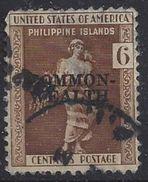 Philiippines (Commonwealth)  1936  6c (o) - Filippijnen