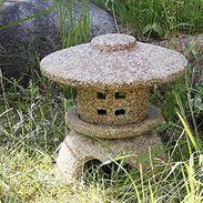 Terracotta Tōrō Lantern - Ceramics & Pottery