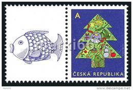 Czech Republic - 2012 - Christmas - Mint Stamp - Ungebraucht