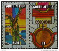 South Africa - 2002 - Christmas - Mint Stamp Set - South Africa (1961-...)