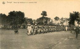 CONGO(BANGUI) MILITAIRE(TIRAILLEUR) - Frans-Kongo - Varia