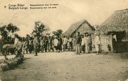 CONGO BELGE - Congo Belga - Otros