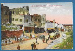 LEBANON LIBANO BEYROUTH 1922 - Lebanon
