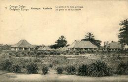 CONGO BELGE(KABINDA) KATANGA - Congo Belga - Otros