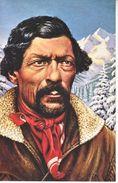 U.S. LEGENDS Of The WEST   MAXI CARD   MOUNTAIN MAN  JIM  BECKWOURTH - Maximum Cards