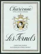 Rare // Etiquette // Chardonne, Les Fornels, Christian Dubois, Chardonne, Vaud, Suisse - Etiquettes